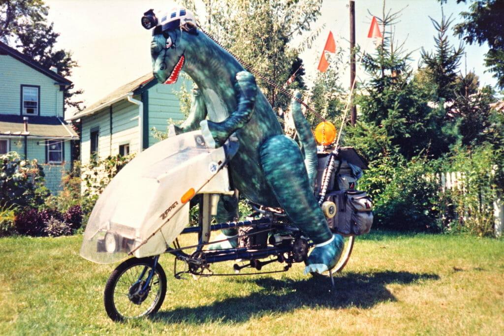 bikeasaurus