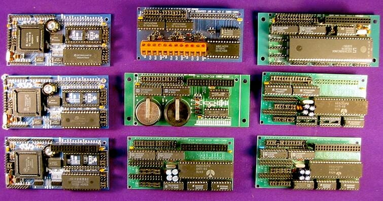 New Micros 2x4 boards