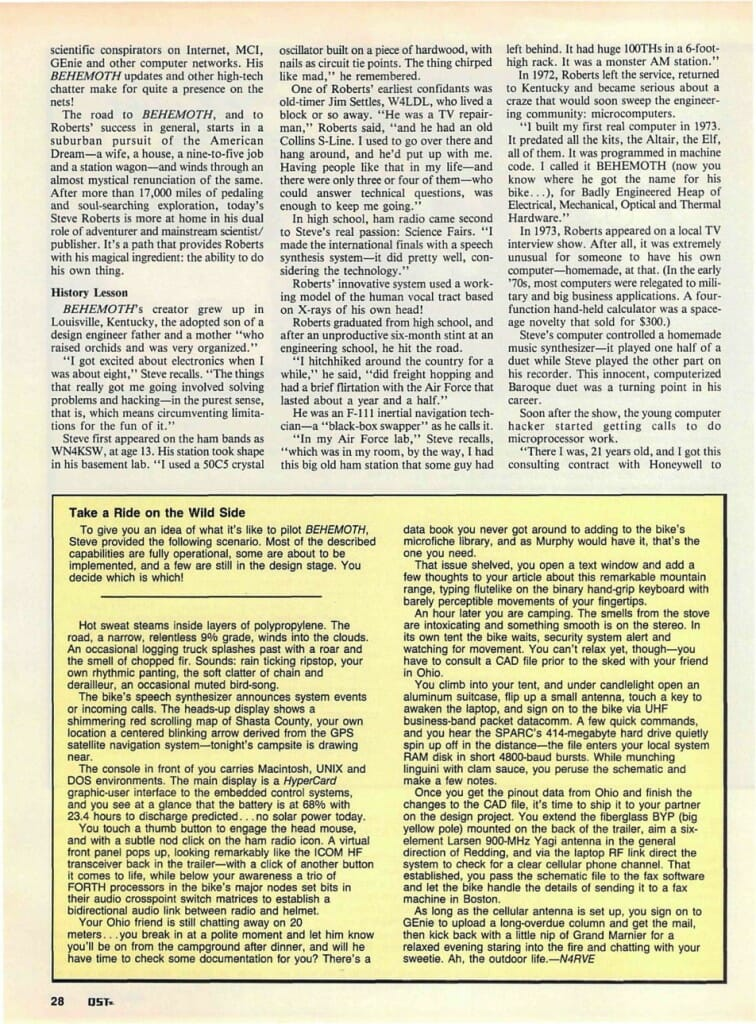 QST - Life on a Megacycle, Page 4