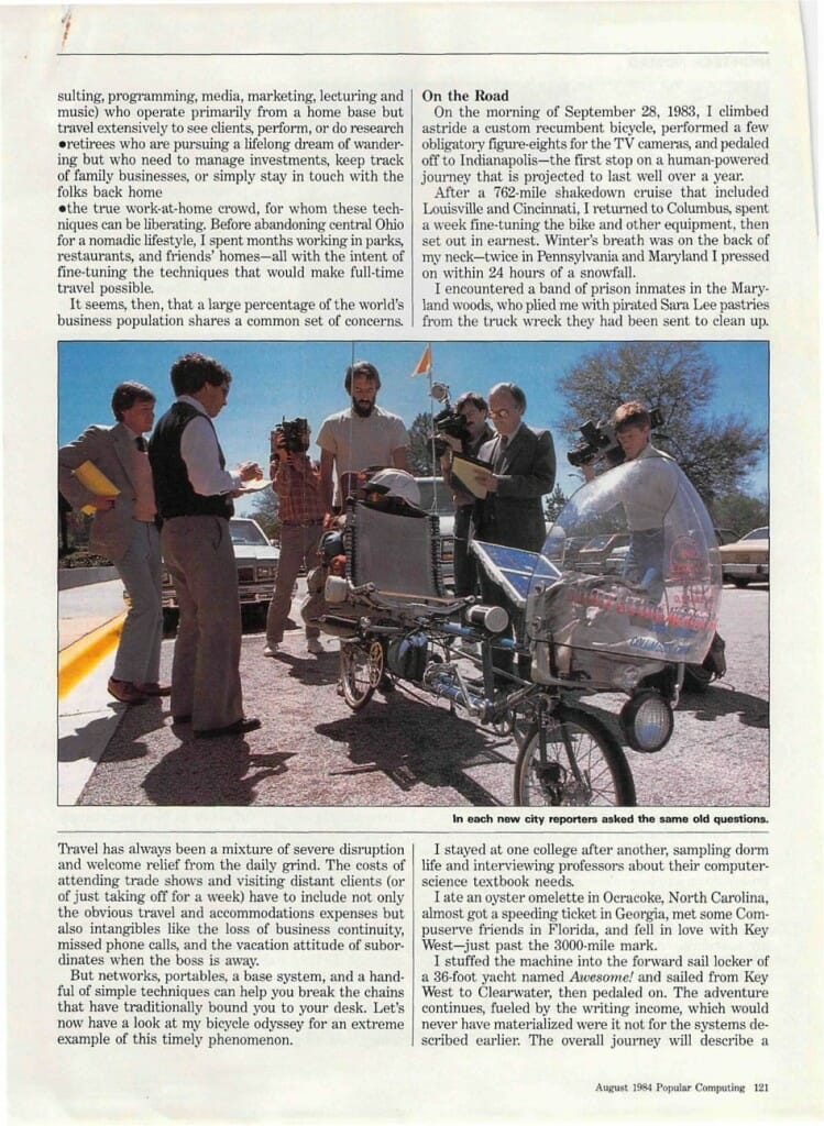 Popular Computing - High-Tech Nomad - page 6