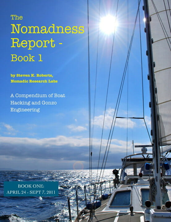 Nomadness Report, Book 1, cover image