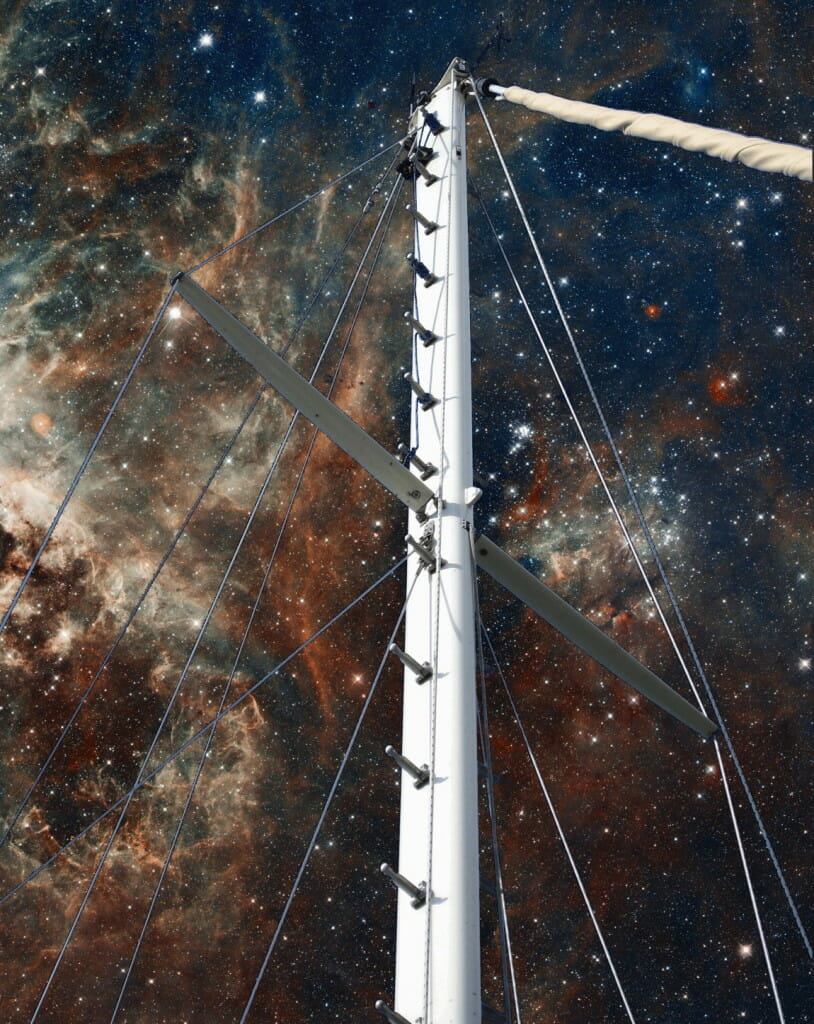 Nomadness voyaging in the Magellanic Cloud