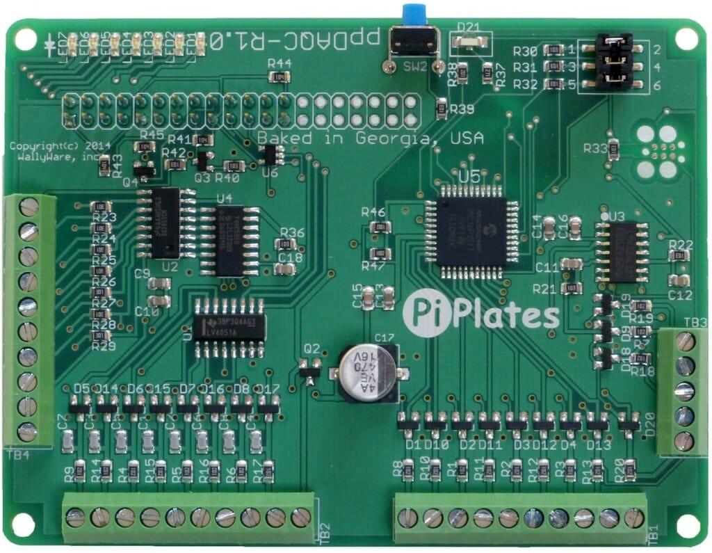 Pi-Plates DAQC