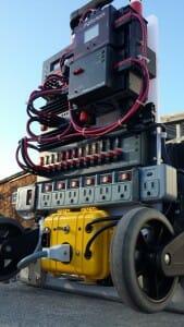 Shacktopus Power Cart