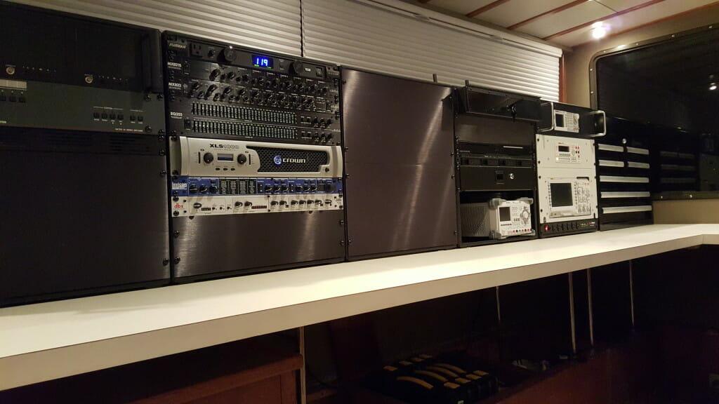 Datawake lab/studio console