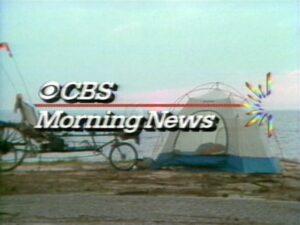 CBS Morning News Still