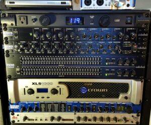 Datawake Audio Rack