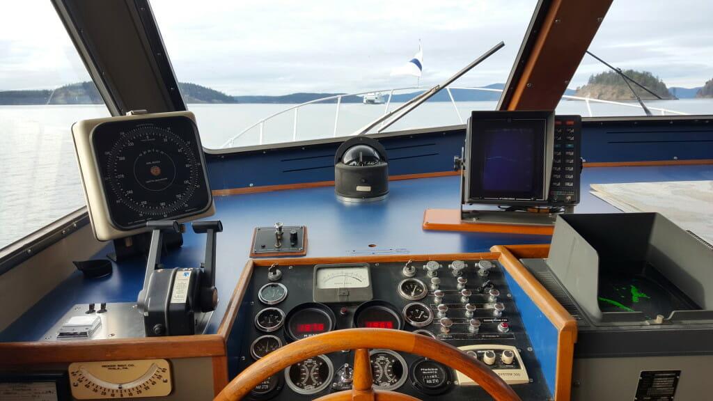 Datawake Delivery Voyage