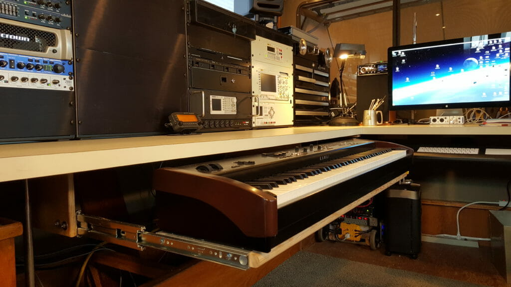 piano drawer overall low
