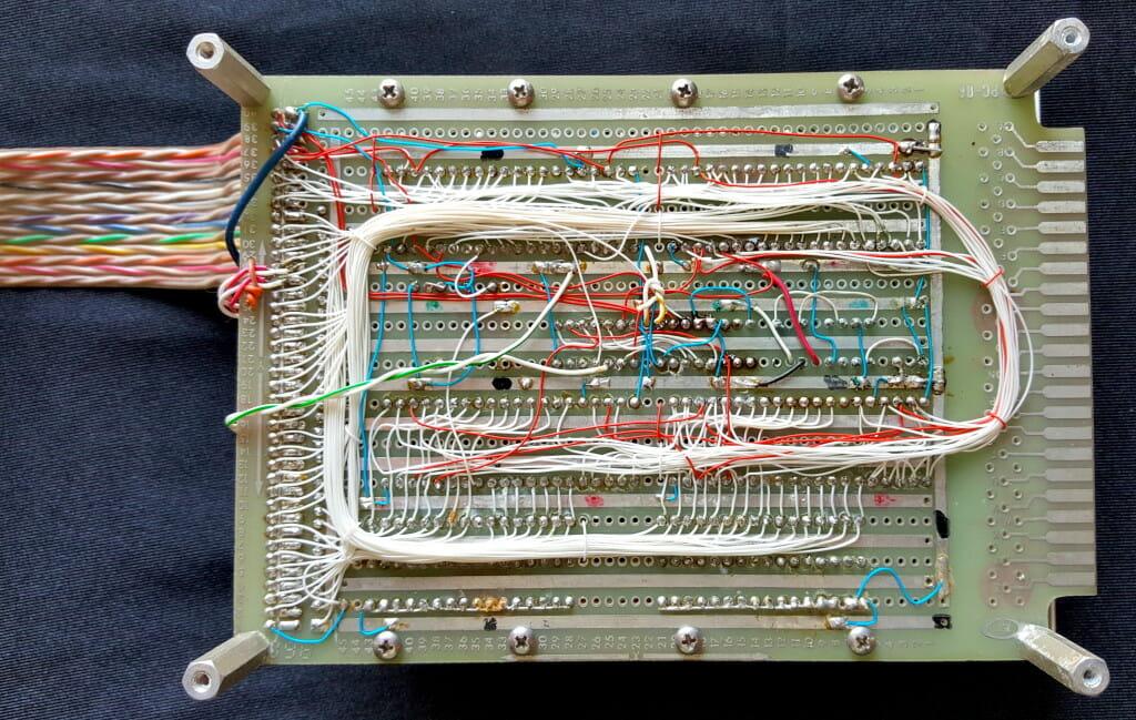 SEXBAR wiring