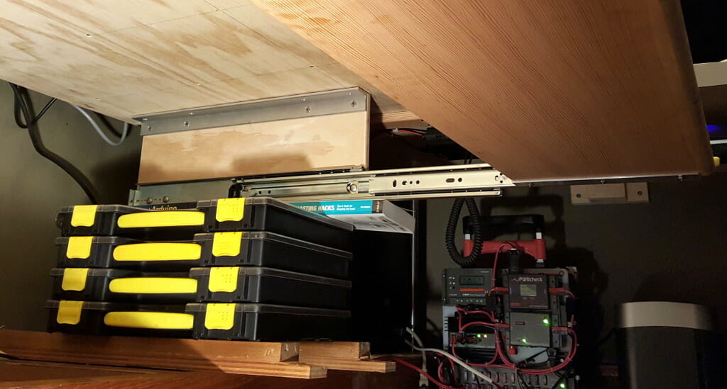 Fixturing for installation