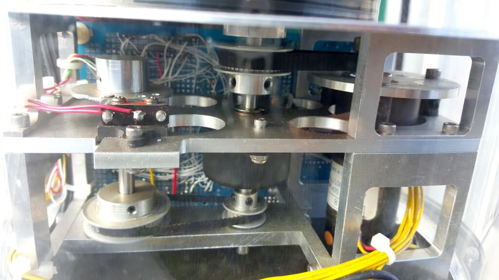 Microship video turret mechanics