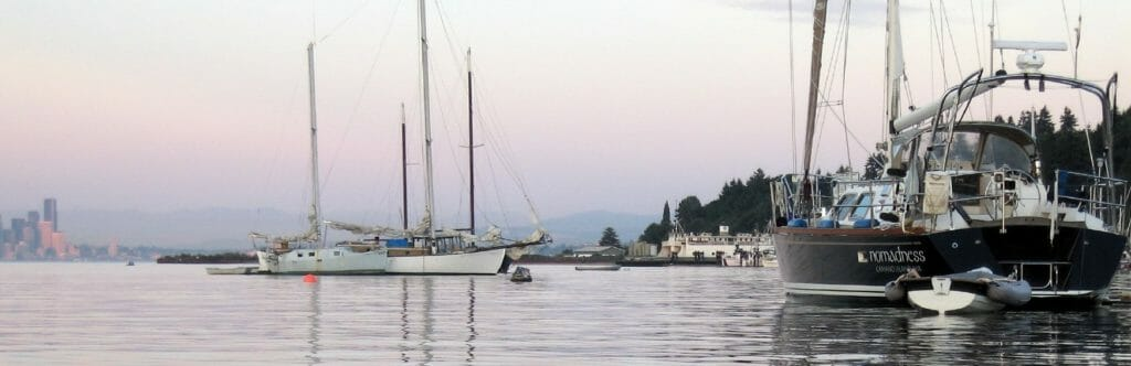 Nomadness in Eagle Harbor