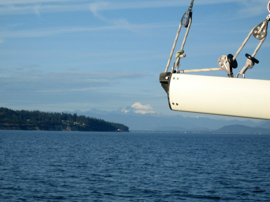 Mount Baker and the Boom